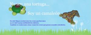 No soy una tortuga.... Soy un Camaleon